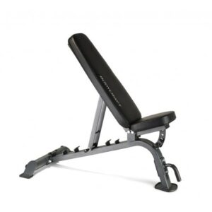 Bodycraft F605 Adjustable Utility Bench with Hold Down